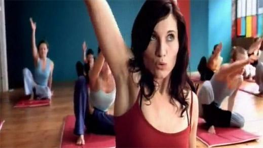 Vodafone 'Football', 'Yoga' & 'Changing Room'